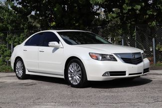 2011 Acura RL Tech Pkg Hollywood, Florida 28