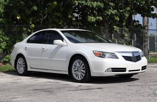 2011 Acura RL Tech Pkg Hollywood, Florida 35