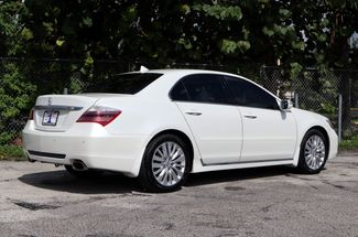 2011 Acura RL Tech Pkg Hollywood, Florida 4