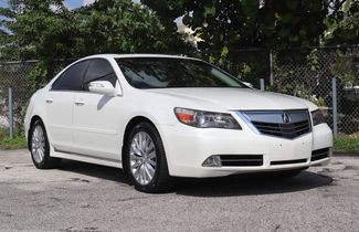 2011 Acura RL Tech Pkg Hollywood, Florida 43