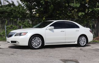 2011 Acura RL Tech Pkg Hollywood, Florida 54