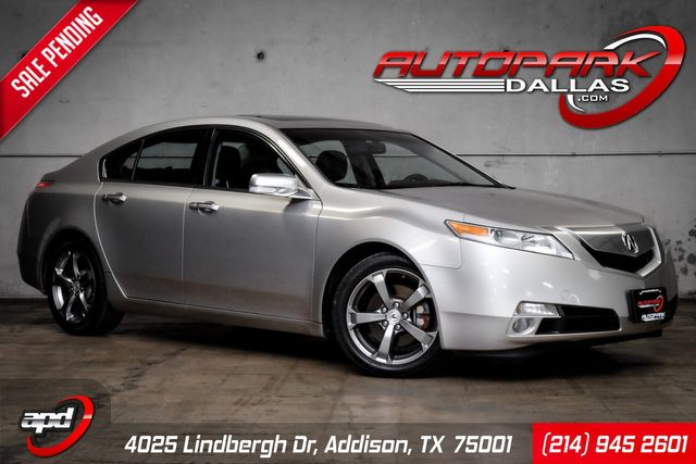 2011 Acura TL Tech SH AWD RARE 6 Speed 1-Owner