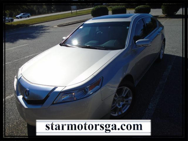 2011 Acura TL WITH TECH PAKAGE Tech