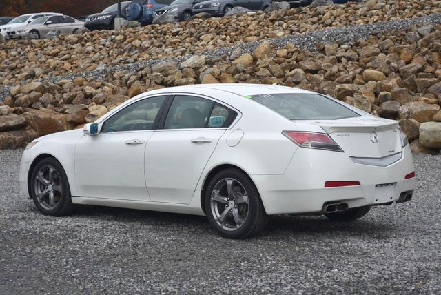 2011 Acura TL Tech Auto Naugatuck, Connecticut 2