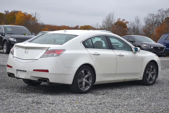 2011 Acura TL Tech Auto Naugatuck, Connecticut 4