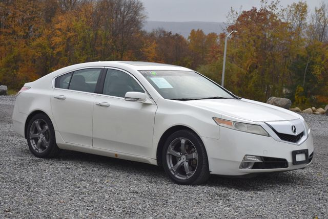 2011 Acura TL Tech Auto Naugatuck, Connecticut 6