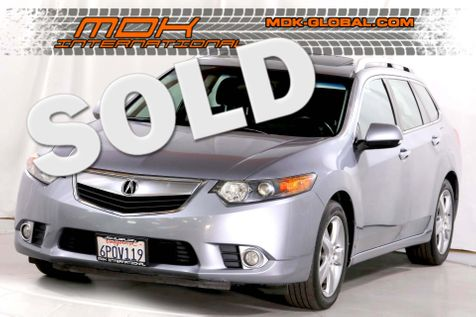2011 Acura TSX Sport Wagon Tech Pkg - Navigation - Back up camera in Los Angeles
