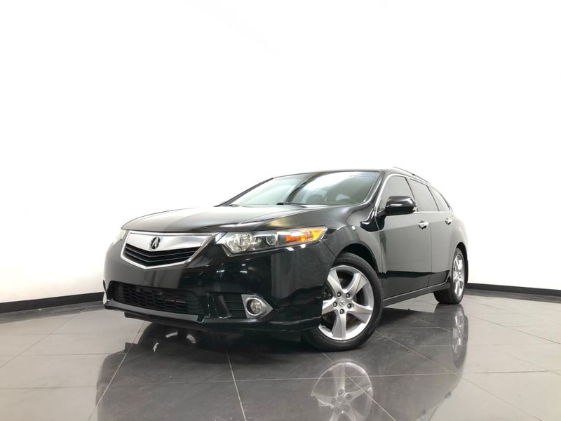 2011 Acura TSX Sport Wagon *Get Approved NOW* | The Auto Cave
