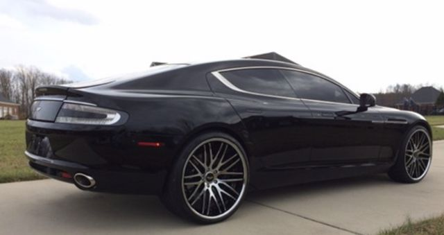 2011 Aston Martin Rapide Luxury Valley Park, Missouri 20