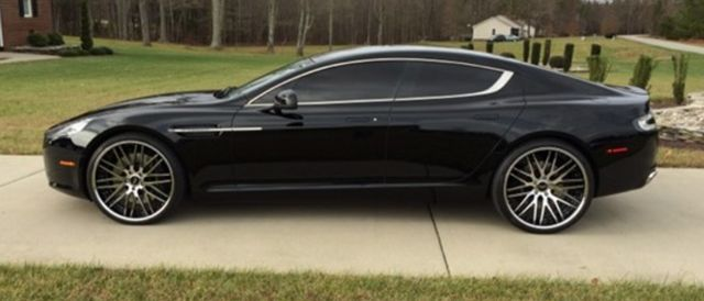 2011 Aston Martin Rapide Luxury Valley Park, Missouri 19