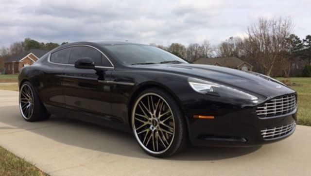 2011 Aston Martin Rapide Luxury Valley Park, Missouri 18