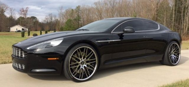2011 Aston Martin Rapide Luxury Valley Park, Missouri 16