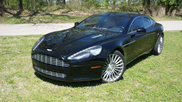2011 Aston Martin Rapide Luxury Valley Park, Missouri 10
