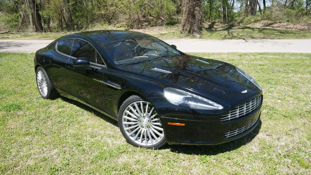 2011 Aston Martin Rapide Luxury Valley Park, Missouri 13