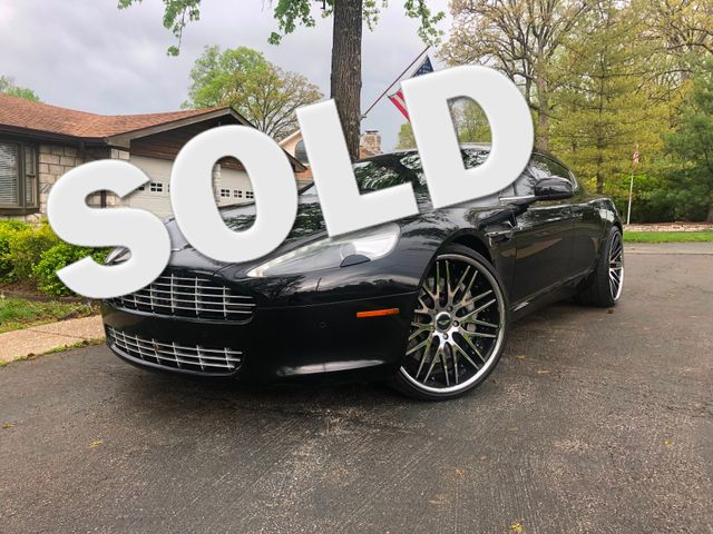 2011 Aston Martin Rapide Luxury Valley Park, Missouri 0