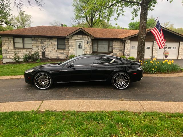 2011 Aston Martin Rapide Luxury Valley Park, Missouri 2