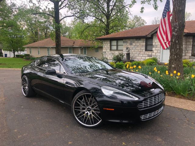 2011 Aston Martin Rapide Luxury Valley Park, Missouri 4