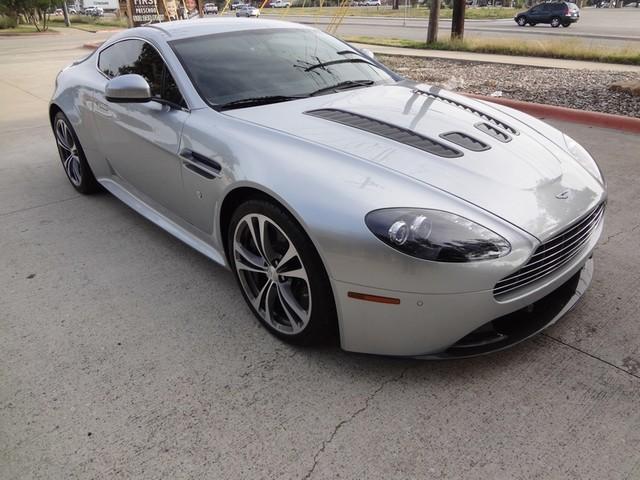 2011 Aston Martin V12 Vantage Austin , Texas 8
