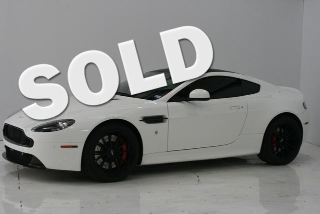 2011 Aston Martin V8 Vantage S Houston, Texas
