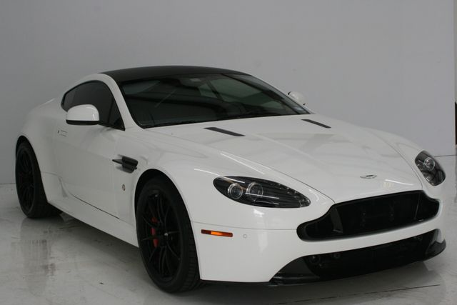 2011 Aston Martin V8 Vantage S Houston, Texas 3