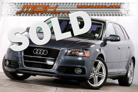 2011 Audi A3 2.0T Premium Plus - S-Line Sport pkg in Los Angeles
