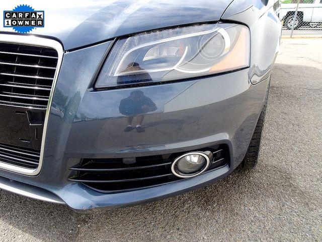 2011 Audi A3 2.0 TDI Premium Plus Madison, NC 9