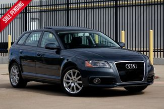 2011 Audi A3 2.0T Premium Plus*Pano Sunroof*FWD* Only 74k** | Plano, TX | Carrick's Autos in Plano TX