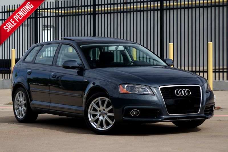 2011 Audi A3 2.0T Premium Plus*Pano Sunroof*FWD* Only 74k**   Plano, TX   Carrick's Autos in Plano TX
