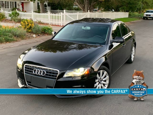2011 Audi A4 2.0T PREMIUM PLUS SUNROOF SERVICE RECORDS in Van Nuys, CA 91406
