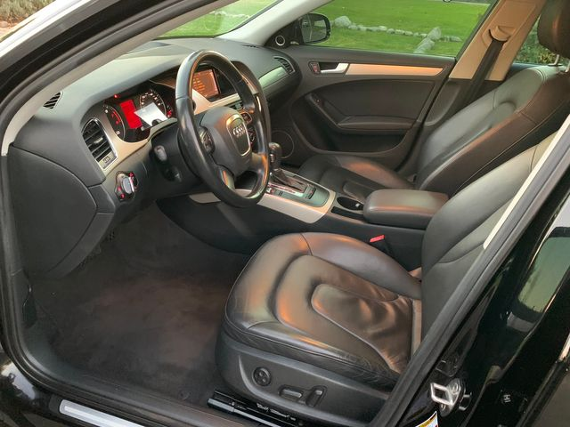 2011 Audi A4 2.0T PREMIUM PLUS SUNROOF SERVICE RECORDS in Van Nuys, CA 91406