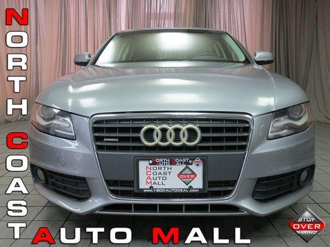 2011 Audi A4 2.0T Premium Plus in Akron, OH