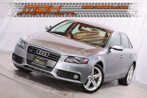 2011 Audi A4 2.0T Premium Plus - B/O Sound - Navigation in Los Angeles