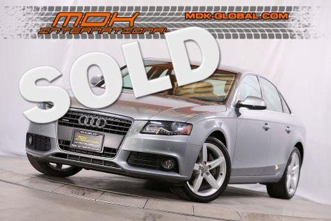 2011 Audi A4 2.0T Premium Plus - B/O Sound - Navigation in Los Angeles