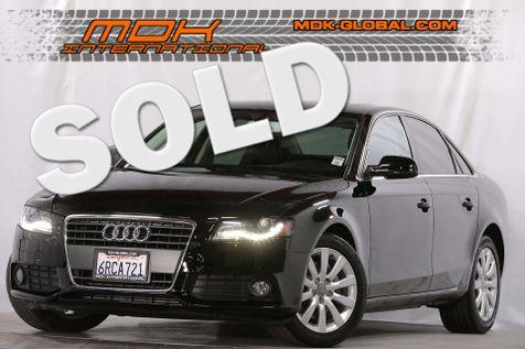 2011 Audi A4 2.0T Premium Plus - Navigation in Los Angeles