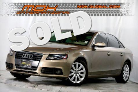 2011 Audi A4 2.0T Premium Plus - Navigation - Only 59K miles in Los Angeles