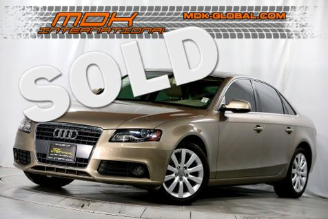 2011 Audi A4 2.0T Premium Plus - Navigation - Only 59K miles in Los Angeles