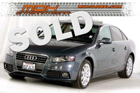 2011 Audi A4 2.0T Premium Plus - Navigation - Xenon / LED in Los Angeles
