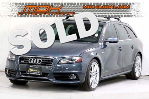 2011 Audi A4 2.0T Prestige - S-Line - Wheel pkg - Wagon in Los Angeles