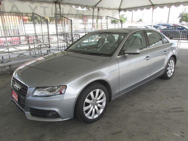 2011 Audi A4 2.0T Premium Plus Gardena, California