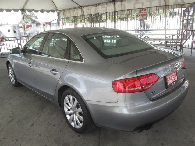 2011 Audi A4 2.0T Premium Plus Gardena, California 1