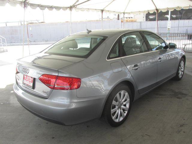 2011 Audi A4 2.0T Premium Plus Gardena, California 2