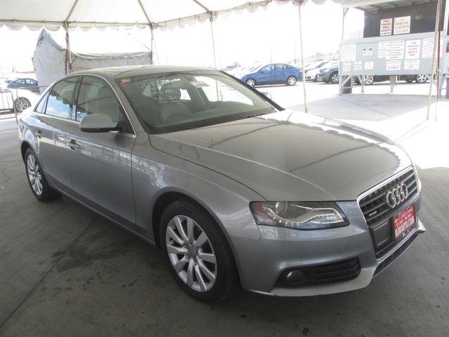 2011 Audi A4 2.0T Premium Plus Gardena, California 3