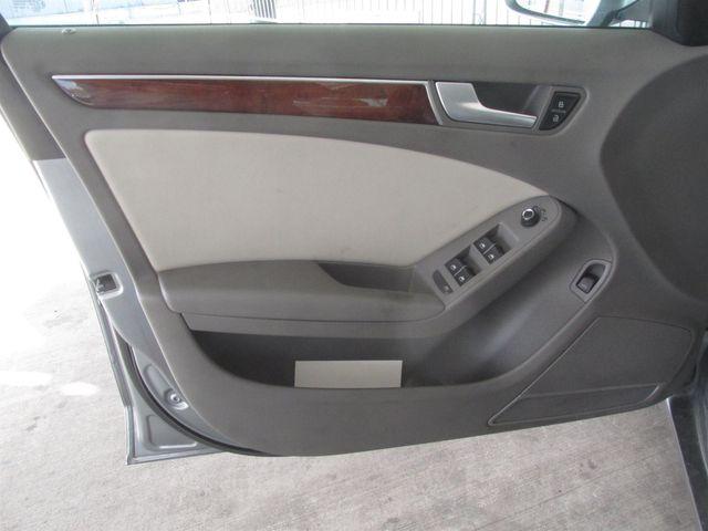 2011 Audi A4 2.0T Premium Plus Gardena, California 9
