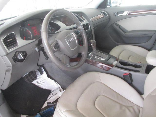2011 Audi A4 2.0T Premium Plus Gardena, California 4
