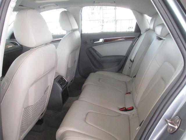 2011 Audi A4 2.0T Premium Plus Gardena, California 10
