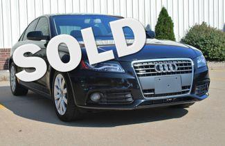 2011 Audi A4 2.0T Premium Plus in Jackson, MO 63755
