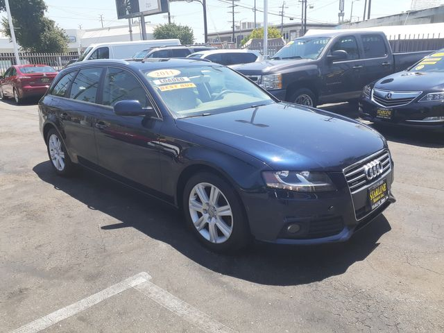 2011 Audi A4 2.0T Premium Los Angeles, CA 4