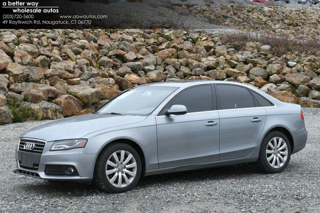 2011 Audi A4 2.0T Premium Plus Naugatuck, Connecticut