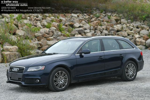 2011 Audi A4 2.0T Premium Plus Quattro Naugatuck, Connecticut
