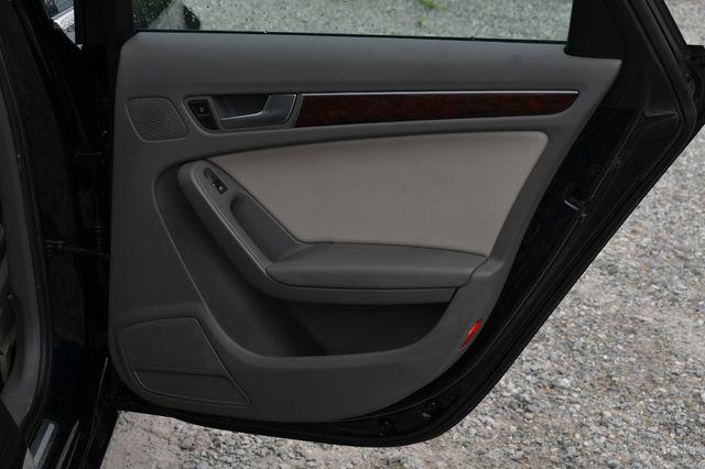 2011 Audi A4 2.0T Premium Plus Quattro Naugatuck, Connecticut 13